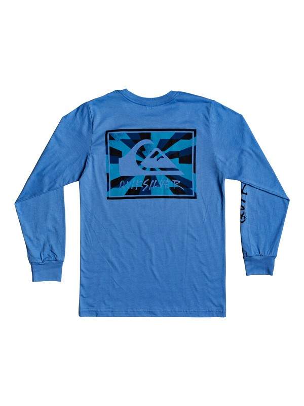 Enlighted Tunnel - Long Sleeve T-Shirt for Boys 8-16  AQBZT03619