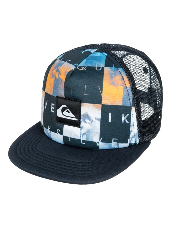 0 Baby Boardies Trucker Hat  AQIHA03015 Quiksilver