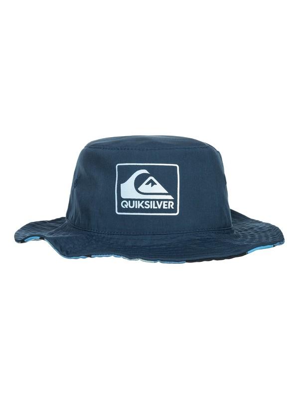 0 Baby Sunny Reversible Sun Protection Hat  AQIHA03021 Quiksilver