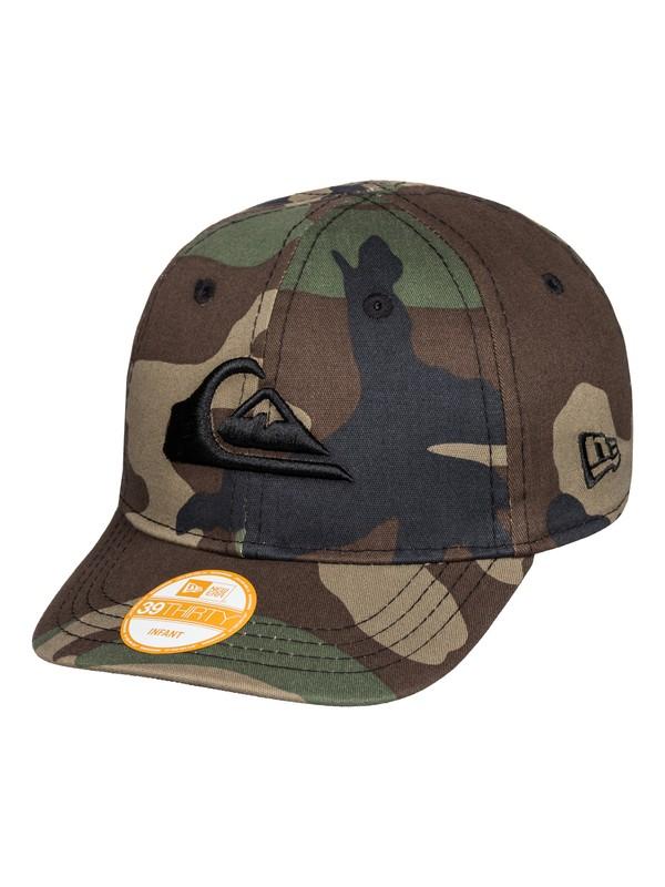0 Mountain & Wave - Stretchfit Cap  AQIHA03028 Quiksilver