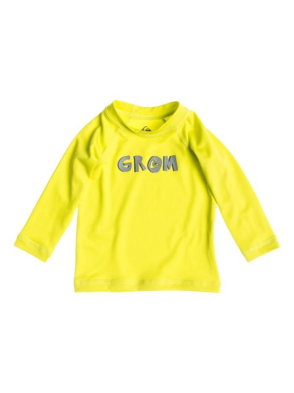0 Grom - Langarm-Rashvest  AQIWR03005 Quiksilver
