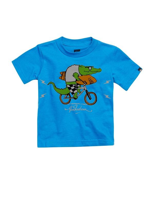 0 Baby Later Gator T-Shirt  AQIZT00084 Quiksilver