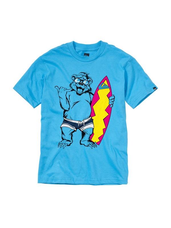 0 Baby Stokie the Bear T-Shirt  AQIZT00108 Quiksilver