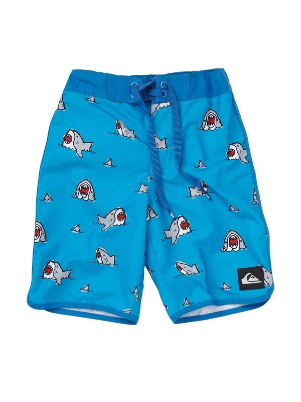 0 Boys 2-7 Sharkbait Boardshorts  AQKBS00078 Quiksilver