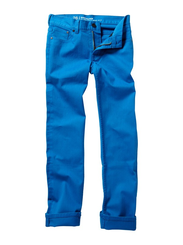 0 Boys 2-7 Distortion Jeans  AQKDP00002 Quiksilver