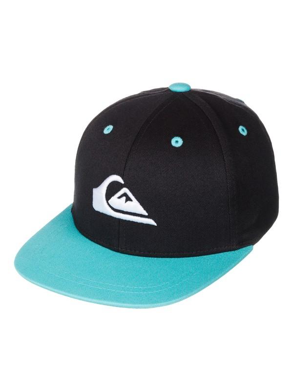 0 Boys 2-7 Slick Hat  AQKHA03028 Quiksilver