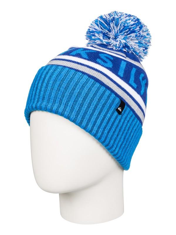 0 Spillage - Cappello con pompon  AQKHA03125 Quiksilver