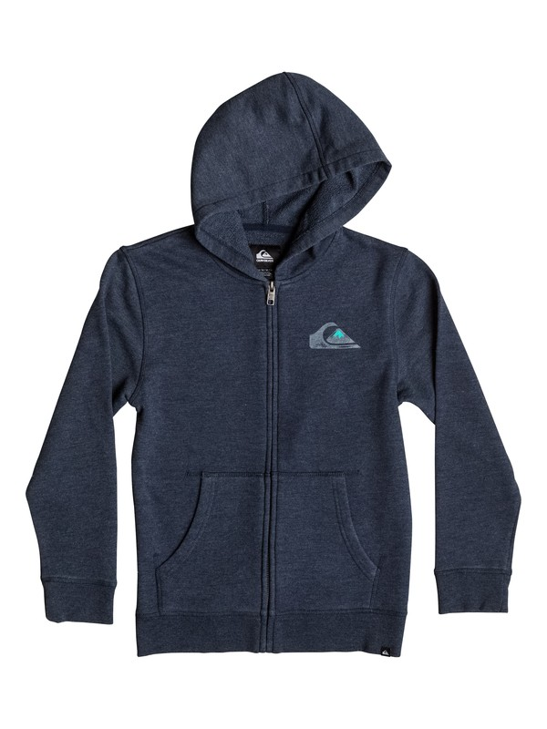 0 Sea Washed - Zip-Up Hoodie  AQKJK03000 Quiksilver