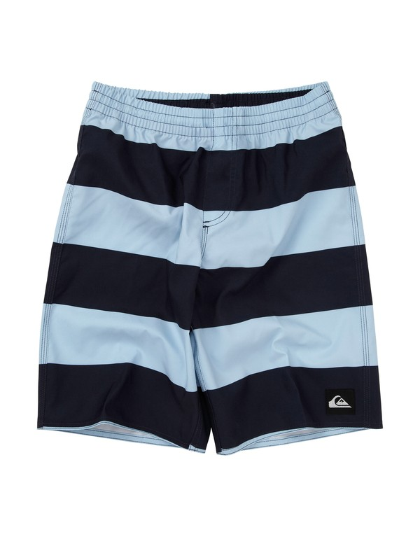 0 Boys 2-7 Steerage Volley Boardshorts  AQKJV00034 Quiksilver