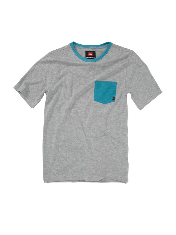 0 Boys 2-7 Two Kind T-Shirt  AQKKT00065 Quiksilver