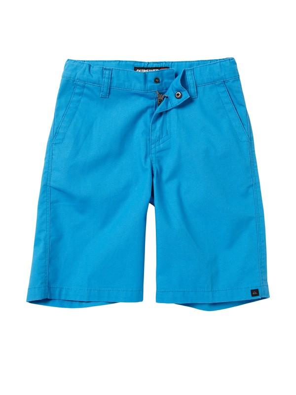 0 Boys 2-7 Rockefeller Shorts  AQKWS00003 Quiksilver