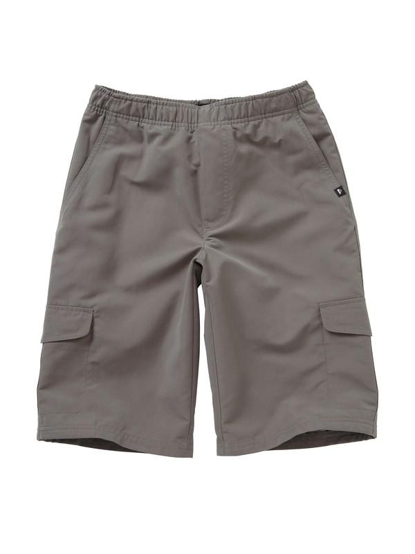 0 Boys 2-7 Trooper Walk Shorts  AQKWS00044 Quiksilver