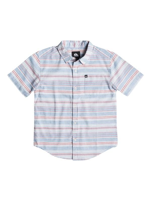 0 Rifter - Short Sleeve Shirt  AQKWT03001 Quiksilver