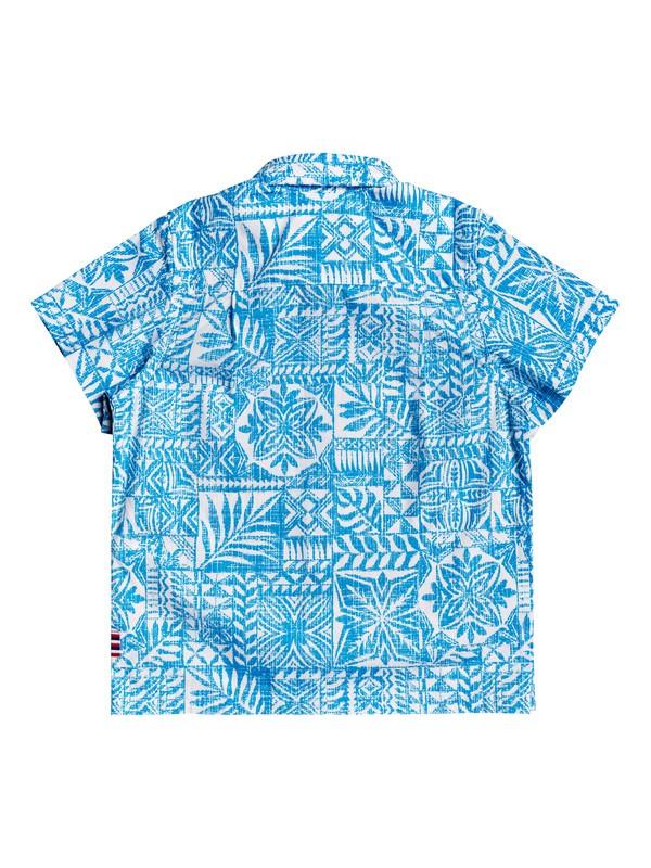HI Hyper - Printed Short Sleeve Shirt  AQKWT03040