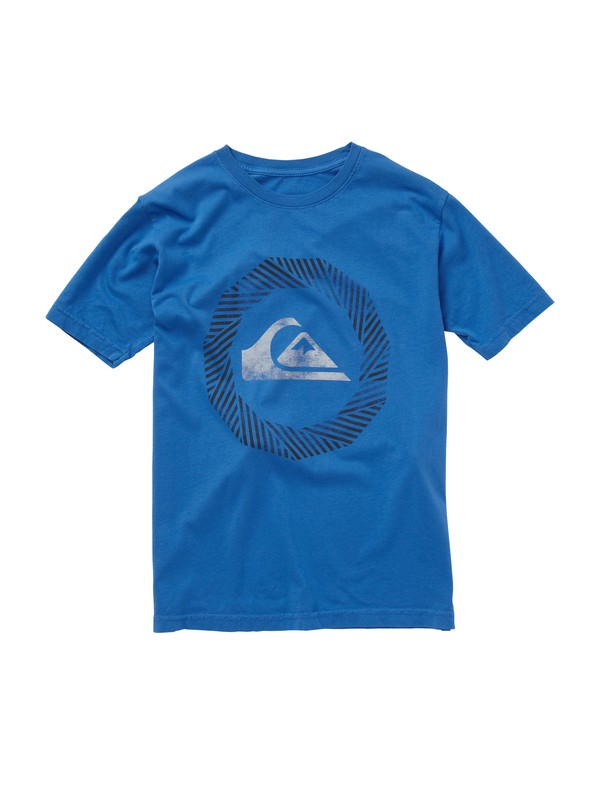 0 Boys 2-7 Burn Out T-Shirt  AQKZT00284 Quiksilver