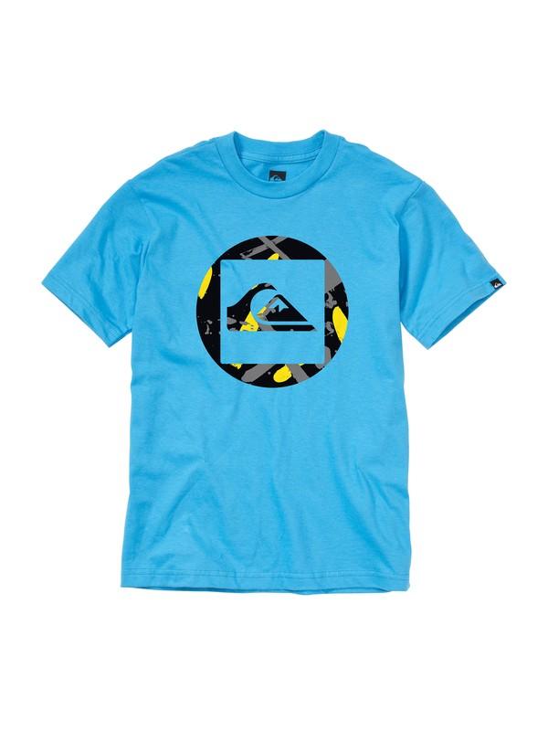 0 Boys 2-7 High Heat T-Shirt  AQKZT00290 Quiksilver