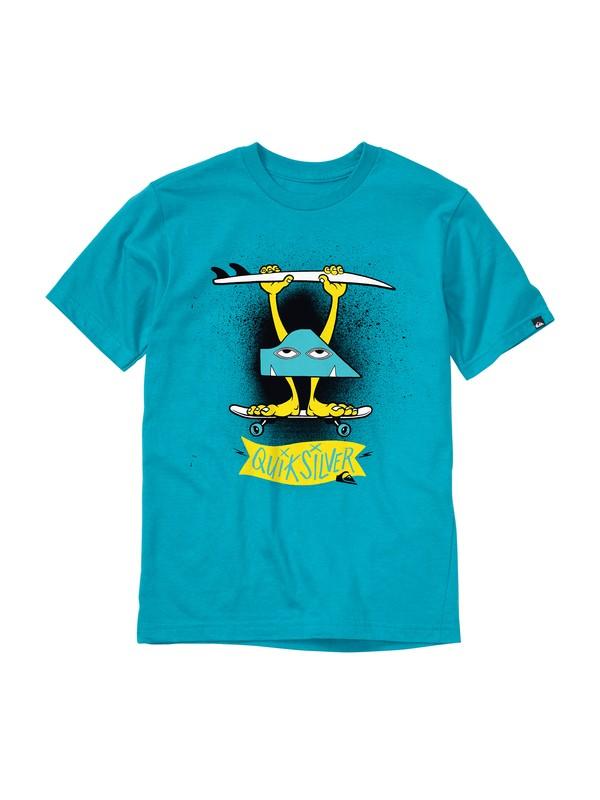 0 Boys 2-7 Grem Grom T-Shirt  AQKZT00295 Quiksilver