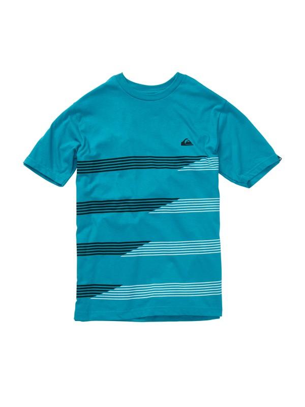 0 Boys 2-7 Lopsided T-Shirt  AQKZT00301 Quiksilver