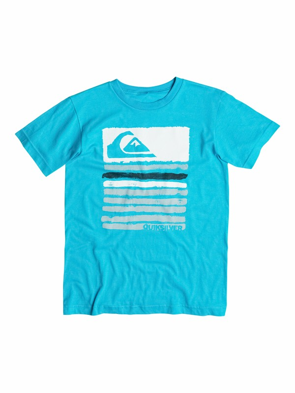 0 Boys 4-7 Painter T-Shirt  AQKZT03047 Quiksilver