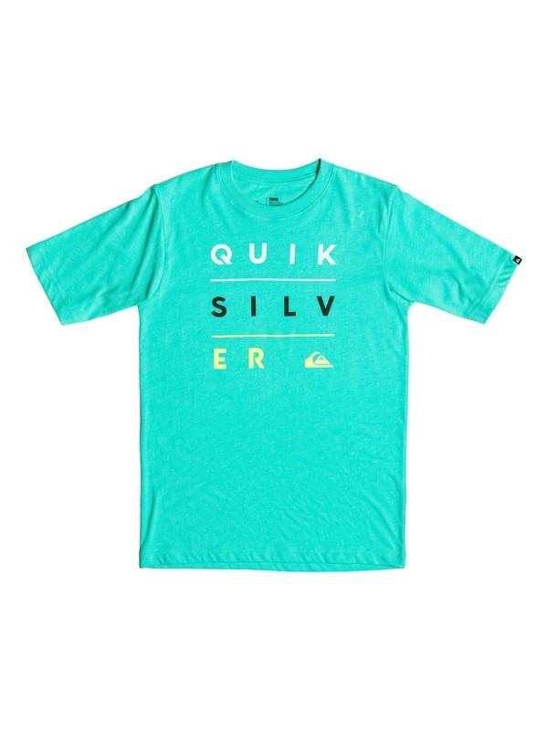 0 Boys 4-7 Yardage Stack T-Shirt  AQKZT03137 Quiksilver