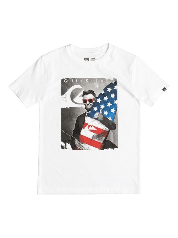 0 ABE - T-Shirt  AQKZT03158 Quiksilver