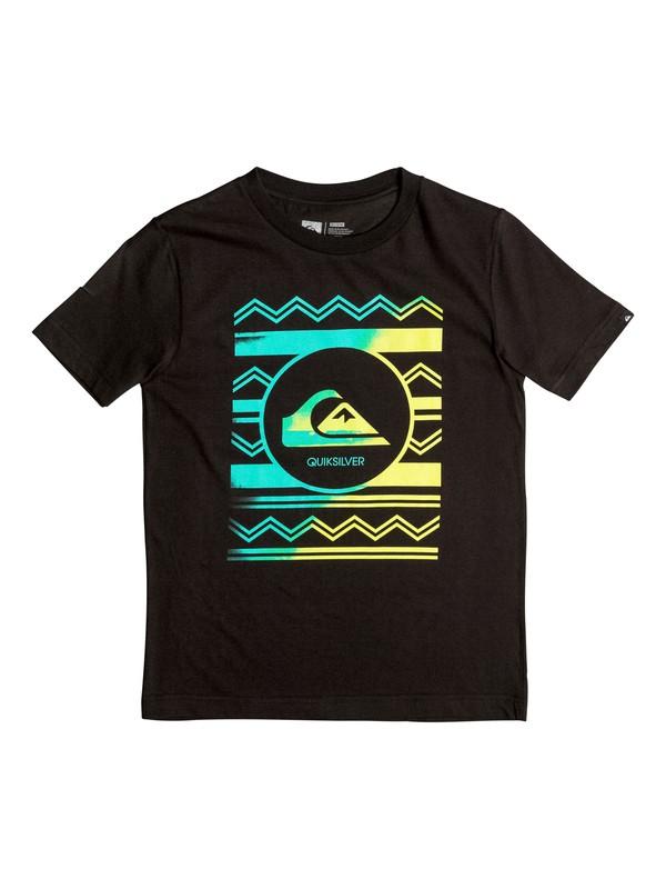 0 Primal Logo - T-Shirt  AQKZT03169 Quiksilver