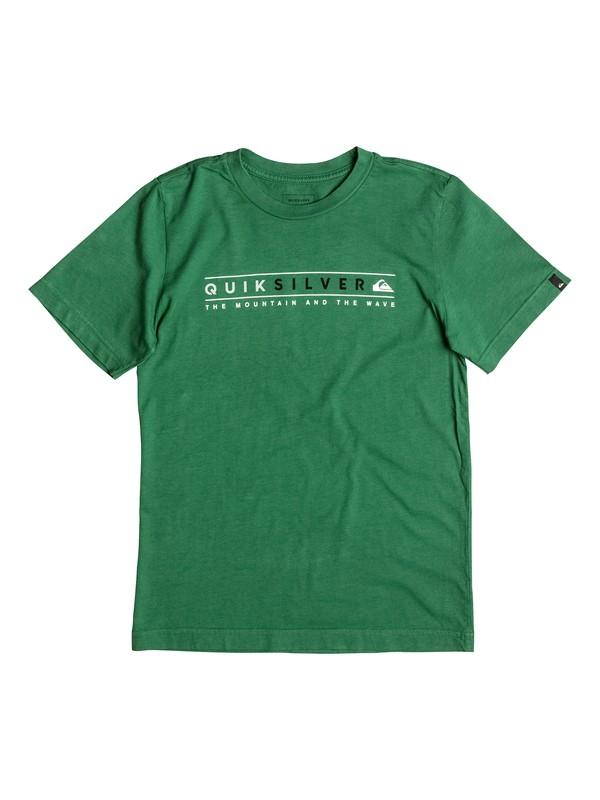 0 Always Clean - T-Shirt  AQKZT03205 Quiksilver