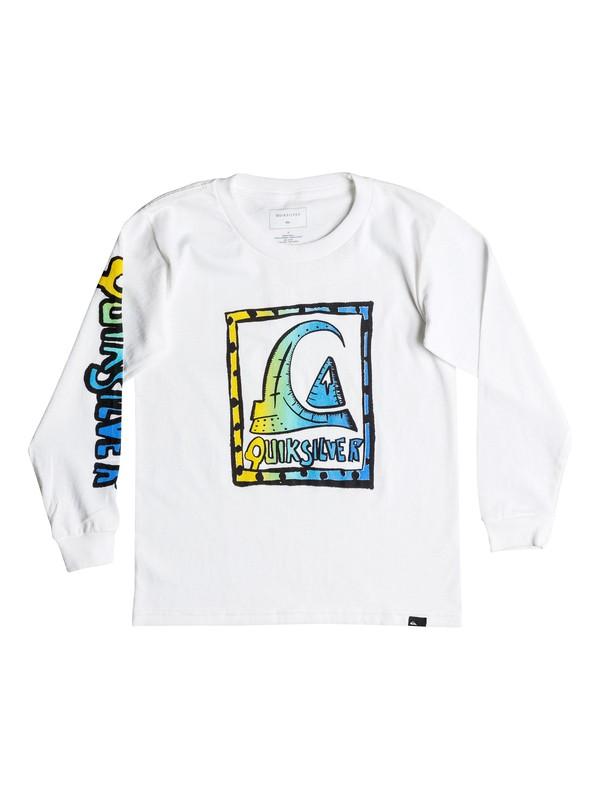 0 Logoalolo - Long Sleeve T-shirt  AQKZT03218 Quiksilver
