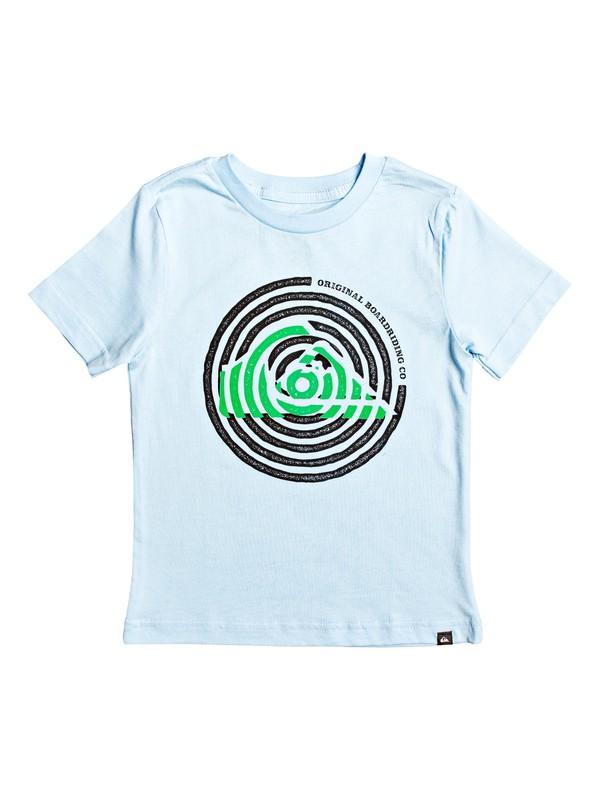 0 Camiseta - Energy Groove Azul AQKZT03476 Quiksilver