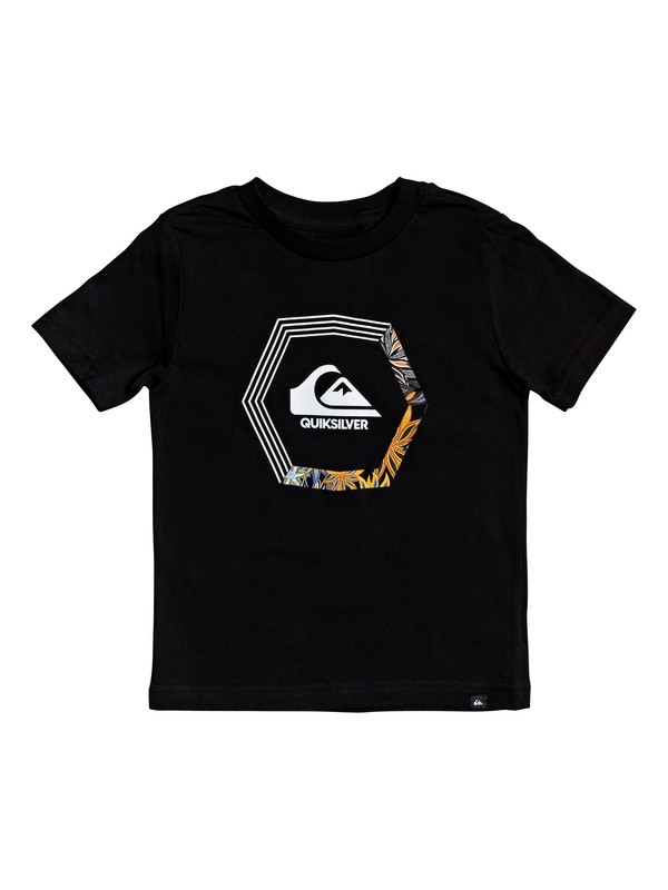 0 Blade Dreams - T-Shirt for Boys 2-7 Negro AQKZT03493 Quiksilver