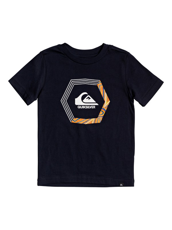 0 Boy's 2-7 Blade Dreams Tee Black AQKZT03493 Quiksilver