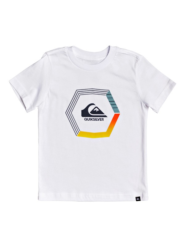 0 Blade Dreams - T-Shirt for Boys 2-7 Blanco AQKZT03493 Quiksilver