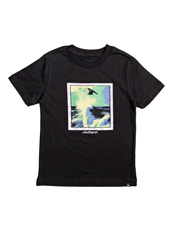 0 Camiseta - Modern Wave Negro AQKZT03522 Quiksilver