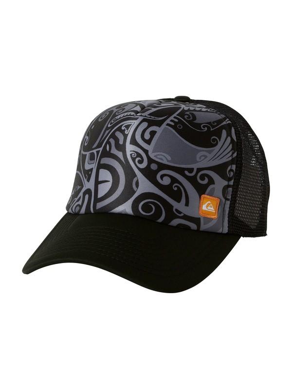 0 Men's Playa Azul Hat  AQMHA00019 Quiksilver