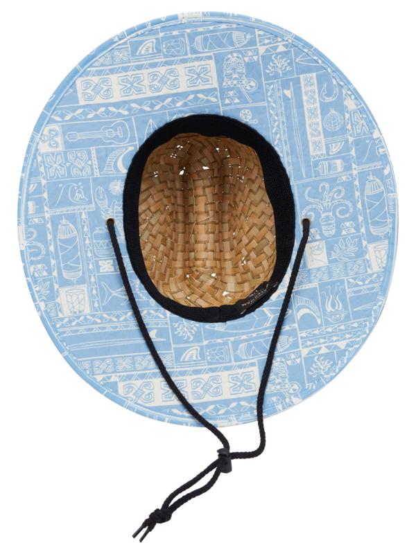 Waterman  Outsider - Straw Lifeguard Hat for Men  AQMHA03143