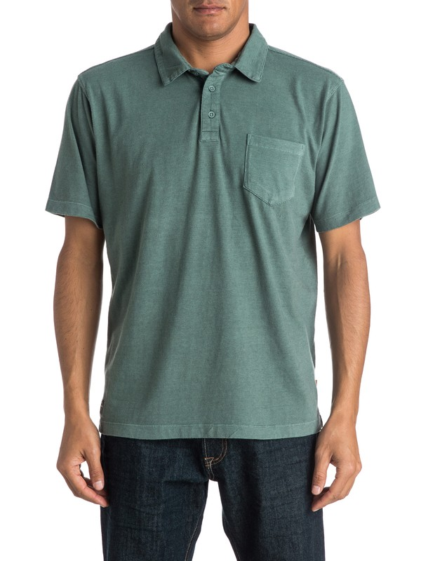 0 Waterman Strolo 5 - Polo  AQMKT03023 Quiksilver