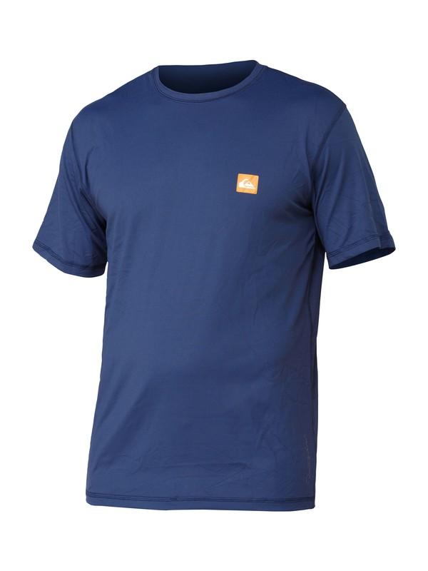 0 Mullaway SS Surf Shirt  AQMWR00016 Quiksilver