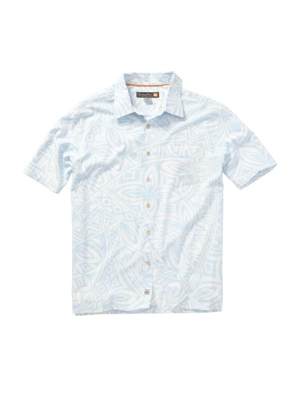 0 Men's Verata Bay Short Sleeve Shirt  AQMWT00156 Quiksilver