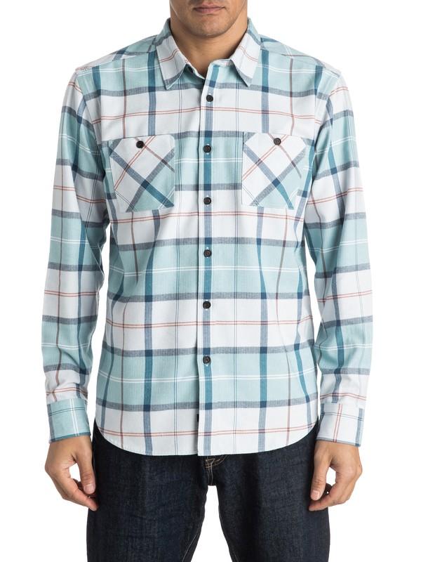 0 Waterman Day Hike - Long Sleeve Shirt  AQMWT03302 Quiksilver