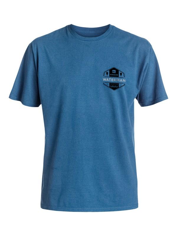 0 Waterman Catalina - T-Shirt  AQMZT03135 Quiksilver