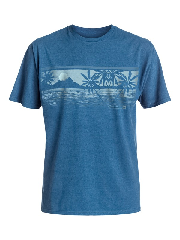 0 Waterman Wish You Were Here - T-Shirt  AQMZT03144 Quiksilver