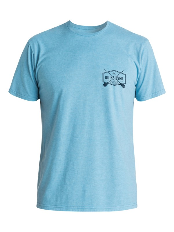 0 Waterman Stand - T-Shirt  AQMZT03154 Quiksilver