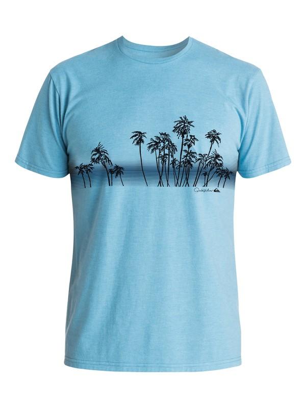 0 Waterman Oceanview T-Shirt  AQMZT03160 Quiksilver