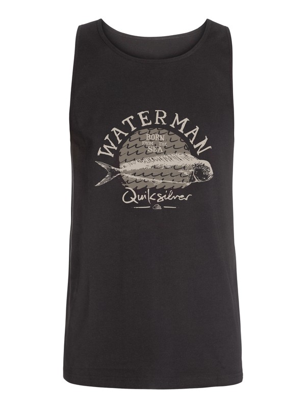 0 Waterman Good Eats Tank  AQMZT03169 Quiksilver