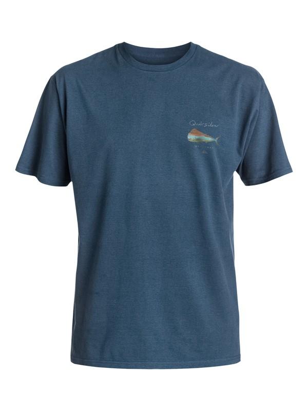 0 Waterman Big Bull - T-Shirt  AQMZT03206 Quiksilver