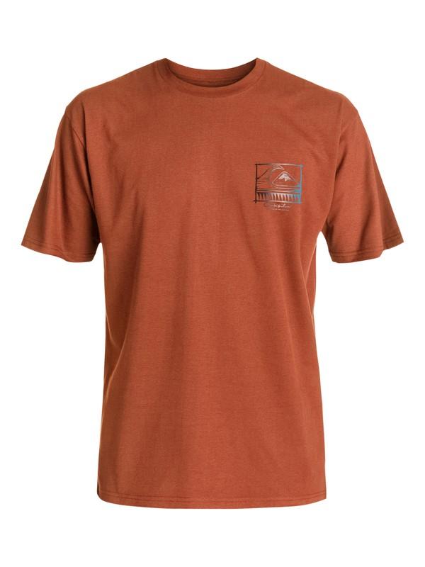 0 Waterman Redaw - T-Shirt  AQMZT03208 Quiksilver