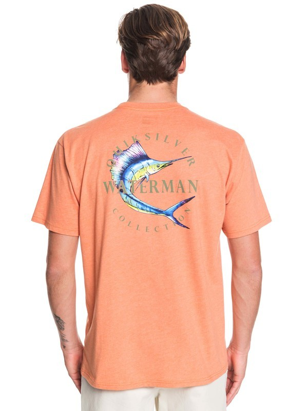 Waterman Reel Stoke - T-Shirt for Men  AQMZT03376