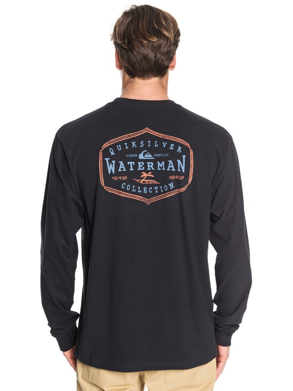 Waterman Anchored Mission - Long Sleeve T-Shirt for Men  AQMZT03391