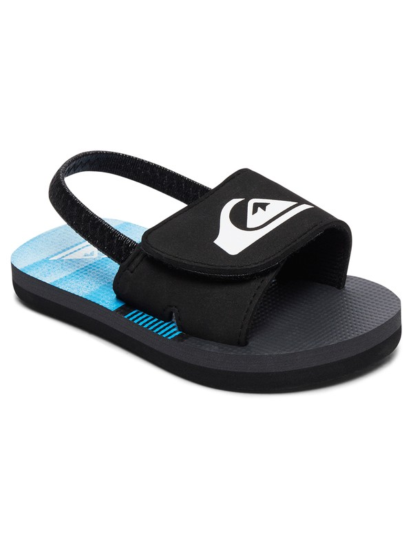 0 Molokai Layback Slide - Sandalias Slider para Bebés Negro AQTL100005 Quiksilver