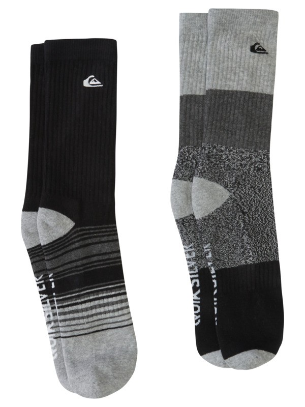 Multi - Crew Socks for Men  AQYAA03259